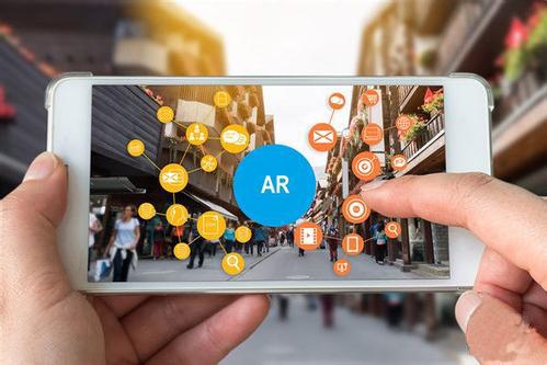 移动AR技术